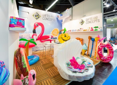 Gifts & Concepts @ Spielwarenmesse 2018